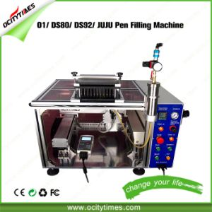 Automatic Cbd Oil E Cigarette Vape Pen Filling Machine for Bud-Ds80/Juju Cbd Oil Vape Pen pictures & photos