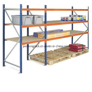 Most Popular China Made Powder Coated Long Span Shelving with High Quality pictures & photos