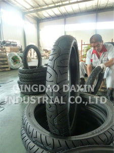 High Quality and Wear-Resisting Motorcycle Tyre pictures & photos