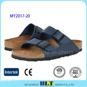 New Product Blue Student Outdoor Slippers pictures & photos