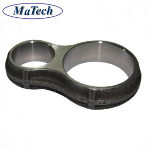 Custom Precision Carbon Steel Lost Wax Casting Sleeve pictures & photos