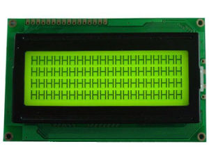 20 X 4 Characters LCD Module with Y/G Backlight ATM2004D-Fl-Ybw