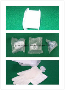 Disposable Mouthpiece for Endoscope with White Elastic Belt pictures & photos