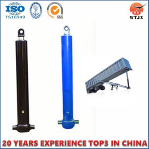 Four Stage Fe Hyva Stand Hydraulic Cylinder pictures & photos