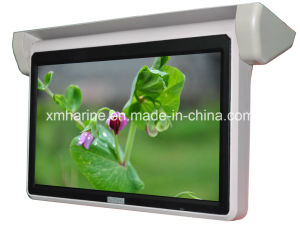 18.5 Inches Motorized Bus/Car TV Monitor LCD Bus Display pictures & photos