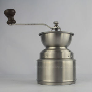 Stainless Steel Manual Coffee Grinder pictures & photos