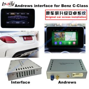 Car Android Navigation Video Interface for Benz C, Cla, Clk, B, a, E, Glc (NTG5.0) Upgrade Touch Navigation, WiFi, Bt, Mirrorlink pictures & photos