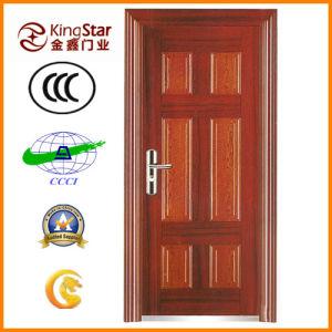 New Design Interior Steel Security Door