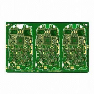 FR-4 Gold Finishing Green PCB&IC pictures & photos