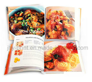 Cheap Colorful Cook Book Printing Service (jhy-015)
