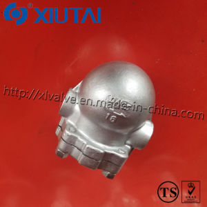 Stainless Steel Ball Float Steam Trap (Screwed) pictures & photos