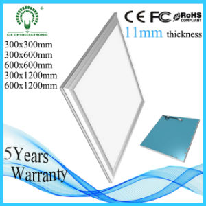 40W Newly Design 595X595mm LED Panel Light with Five Years Warranty pictures & photos