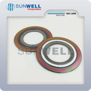 Hot Sales China Sealing Material, Spiral Wound Gaskets for Pipe Flanges pictures & photos
