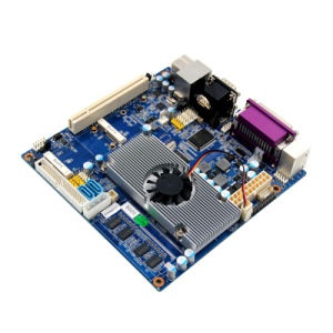 Embedded Intel Atom D525 Industrial Motherboard pictures & photos