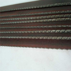 China Wholesale Grating Usage Q235 Hot Rolled Serrated Flat Bar Manufacture pictures & photos