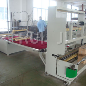 Plastic BOPP Film Folder Machine (fold twice) pictures & photos