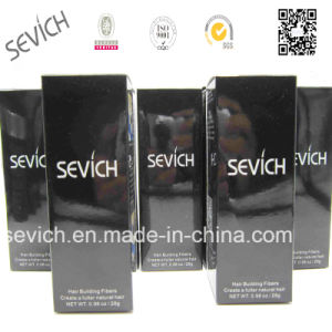 Hair Keratin Thickening Hair Building Instantly Fiber Powder 12g/27.5g pictures & photos