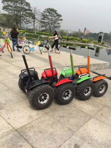 Good Quality and Super Popular 19 Inch Self-Balanced Electric Scooter pictures & photos