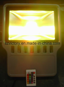 Remote Control Color Changing IP65 Outdoor 90W RGB LED Flood Light pictures & photos