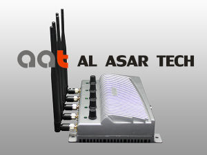 5 Bands Power Adjustable RF Signal Jammer pictures & photos