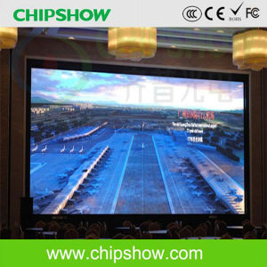 Chipshow Indoor Full Color LED Display (LEDSOLUTION P6 Slim LED Display) pictures & photos