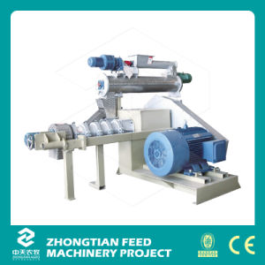 Pellet Machine Dry Extruder for Sale pictures & photos