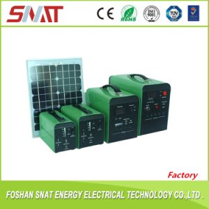 7ah~12ah Solar System for Power Supply pictures & photos