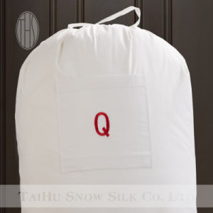 Taihu Snow Queen Size Washable Silk Quilt with Cotton Fabric Cover pictures & photos