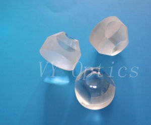 Optical Glass Corner Cube Prism Pyramid Prism Triangle Prism pictures & photos