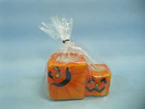 Halloween Candle Shape Ceramic Crafts (LOE2371-9z) pictures & photos