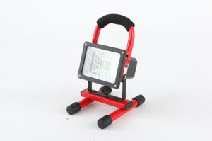 10W-50W Rechargeable& Portable&Waterproof LED Flood Light/ LED Emergency Light/ LED Working Light with CE/ RoHS/ SAA/Certifications pictures & photos