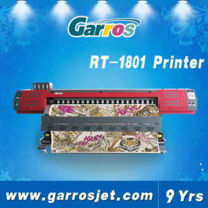Garros Digital Eco Solvent Flex Printing Machine outdoor Banner Printer pictures & photos