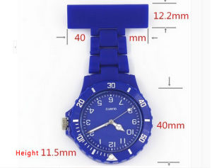 Quartz Movement Fashion FOB Nurse Watch pictures & photos