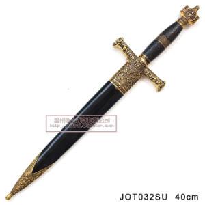 Solomon Small Sword Historical Dagger Knight Dagger Home Decoration 40cm Joto32su pictures & photos