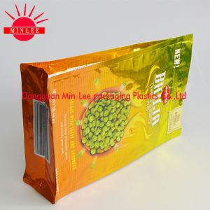 Square-Bottom Quad-Seal Pouches Bag (MD-K1002) pictures & photos