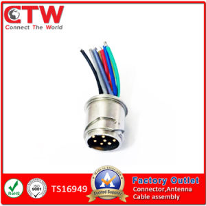 8pin Glass Sintering Cable Assembly pictures & photos