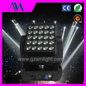 25PCS 10W RGBW 4 in 1 LED Matrix Moving Head