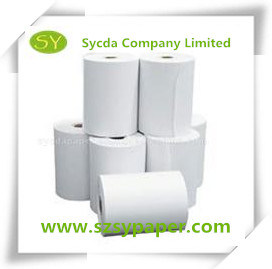Fax Paper 80mm*80mm Thermal Paper Roll pictures & photos