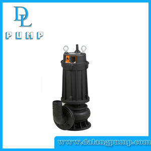 Wq Drainage Pump Sewage Jcb Hydraulic Water Submersible Pump pictures & photos