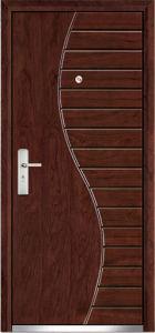 Wood Exterior Entry Door (WX-SW-107) pictures & photos