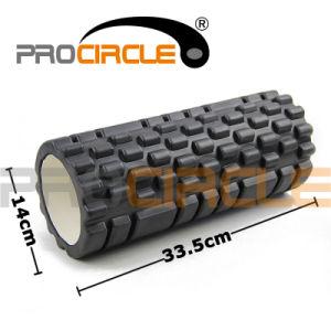 Crossfit EVA Grid Foam Roller Hollow Foam Roller (PC-FR1011) pictures & photos