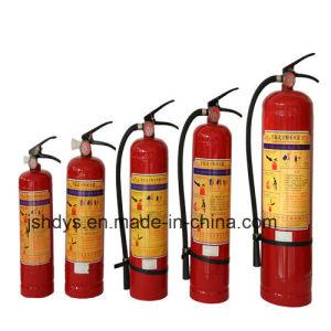 5L En1964 Steel High Pressure Oxygen Gas Cylinder (PED)