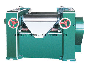 Horizontal Three Roll Mill for Soap Grinding with Water Cooling pictures & photos