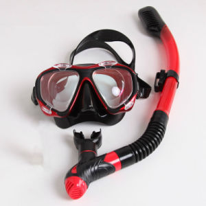High Quality Diving Masks with Myopic/Optic Lens pictures & photos