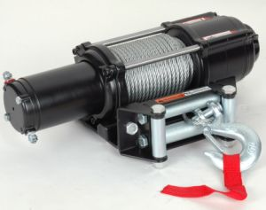 DC 12V UTV Electric Winch with 5000lbs Pulling Capacity pictures & photos