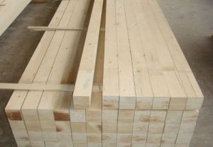 (Pine LVL) Laminated Veneer Lumber pictures & photos