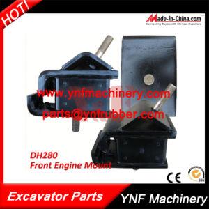 Excavator Parts Daewoo Doosan Dh220-5 Rubber Engine Mount pictures & photos