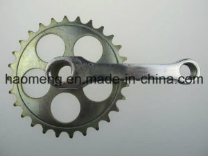 Bicycle Chainwheel Alloy Bicycle Freewheel Crank pictures & photos
