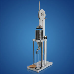 Schopper-Riegler Type Pulp Beating Freeness Tester