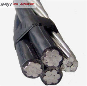 Overhead PVC/PE/XLPE Insulated ABC Aerial Bundled Cable pictures & photos